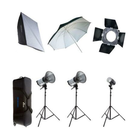 Flashpoint 3 Light Strobe Outfit #3203X