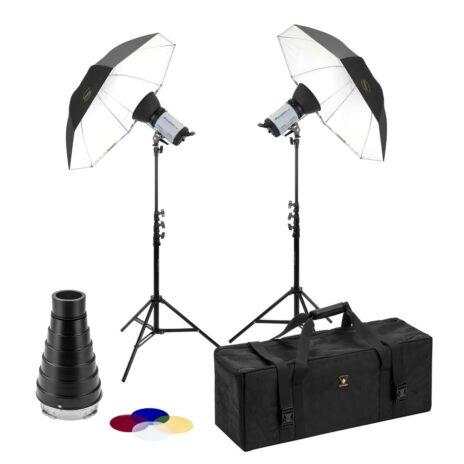 Flashpoint FP320MPWK Portrait Wedding Monolight Kit