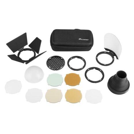 Flashpoint Round Head Flash Accessory Kit – Godox AK-R1