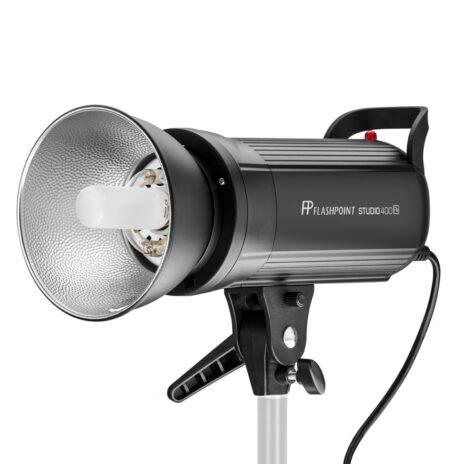 Flashpoint Studio 400 Monolight with Built-in R2 Radio