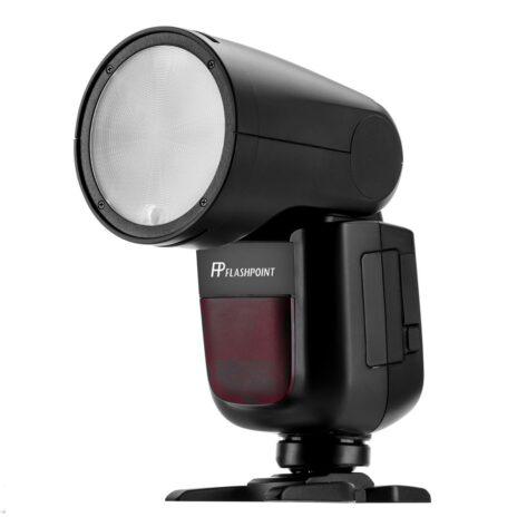 Flashpoint Zoom Li-on X R2 TTL On-Camera Round Flash Speedlight For Fuji (V1)