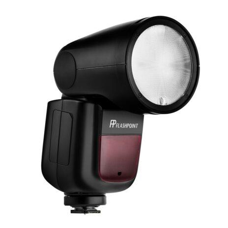 Flashpoint Zoom Li-on X R2 TTL On-Camera Round Flash Speedlight For Sony (V1)