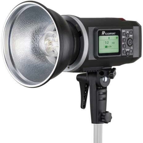Flashpoint XPLOR 600 HSS Battery-Powered Monolight – Bowens Mount (AD600)