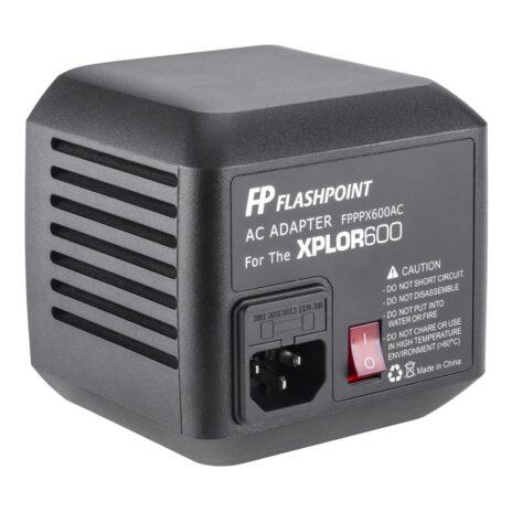 Flashpoint AC Adapter Unit for the XPLOR 600 Monolight
