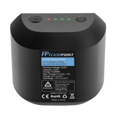 Flashpoint Lithium-Ion Battery Pack for XPLOR 600 PRO (28.8V, 2600mAh) WB26