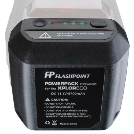 Flashpoint Battery Unit for the XPLOR 600 Series Monolight