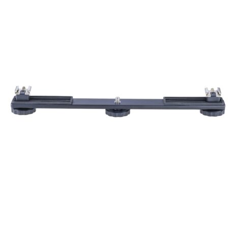 Flashpoint FPX-BK-S2 Straight Bracket with Dual Shoe