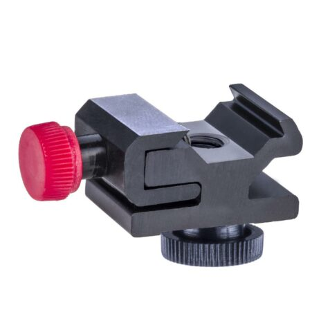 Flashpoint Adjustable Coldshoe Mount with 1/4-20″ Hole and Screw