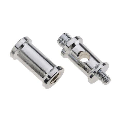 Flashpoint Stud Adapter Set Female & Male 1/4″ & 3/8″ Stud