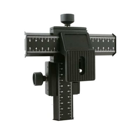 Flashpoint Four way Focusing Rail Fine Control, for Macro Photography